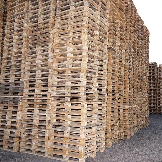 Handelsonderneming Holba v.o.f. pallets